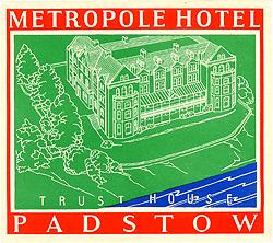 ホテルラベル ~ 欧州のホテルラベル トラストハウスホテルズ Trust House Hotel
